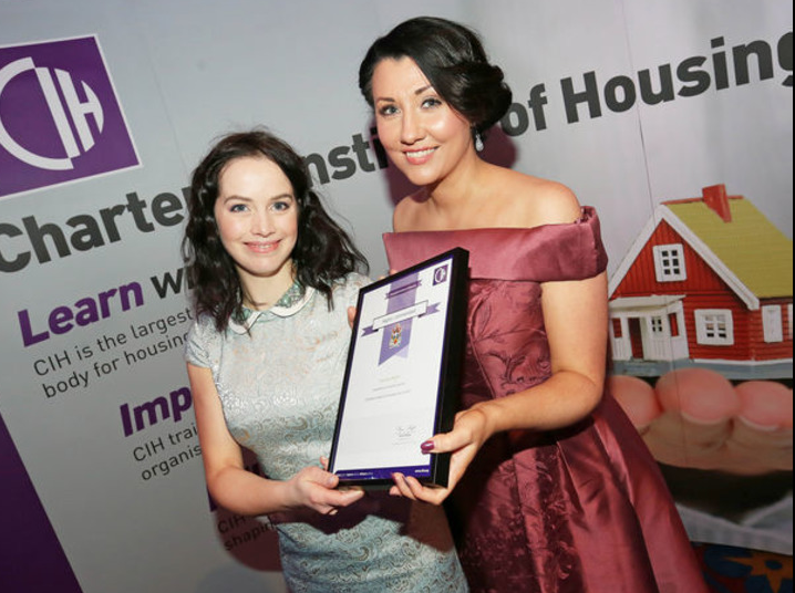 CIH Housing Awards HANI Highly commended Housing Rights