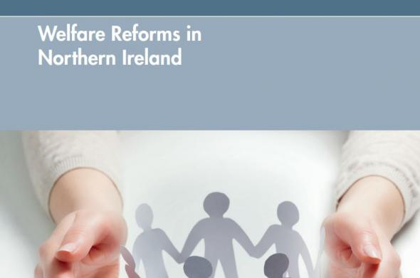 Picture of NIAO welfare reform report cover